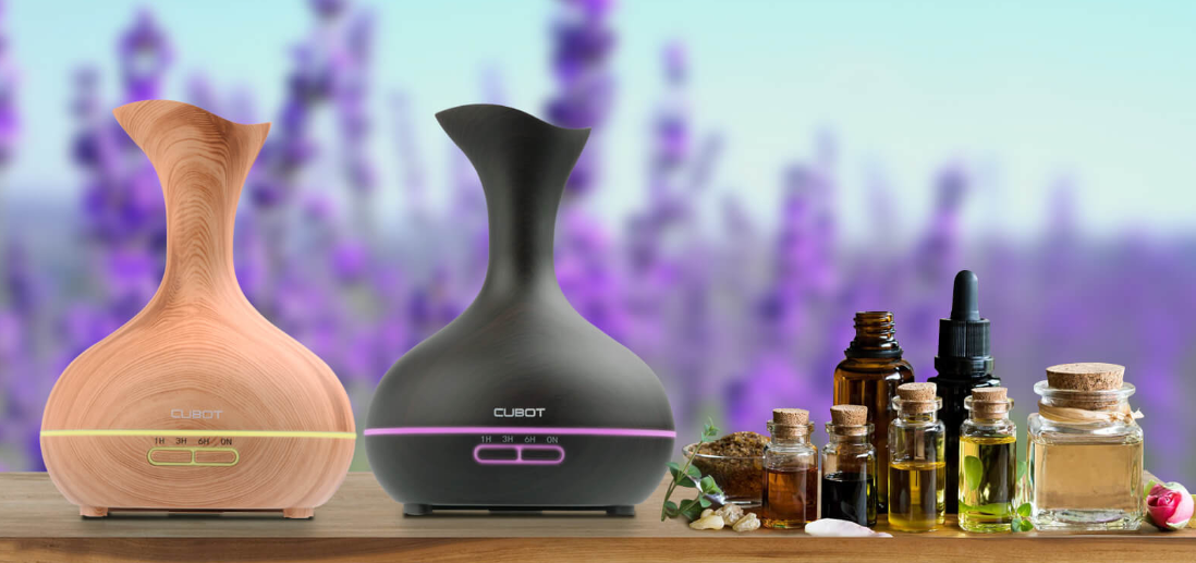 CUBOT AD36 Aromatherapy Diffuser Air Humidifier