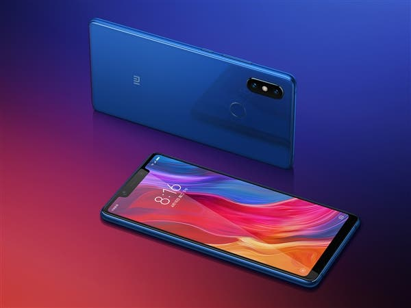 Xiaomi Mi 8 SE with Android Q