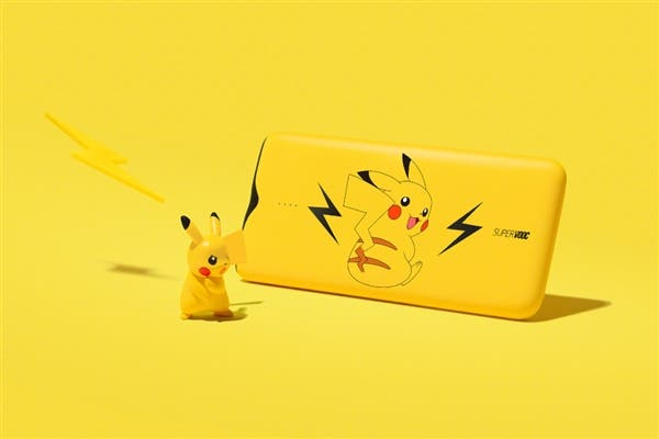 Oppo Pikachu Power Bank