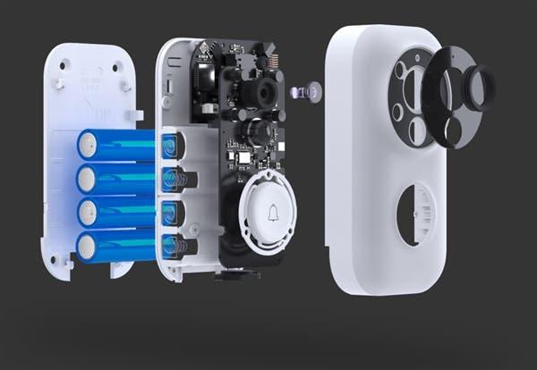 Xiaomi Zero Intelligent Video Doorbell
