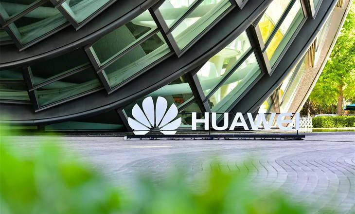 Huawei second smartphone maker