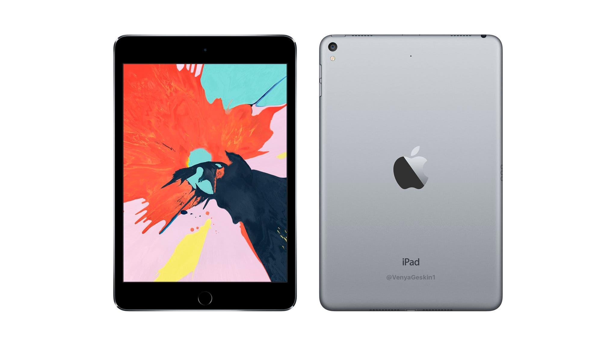 Apple iPad Mini 5 Pro