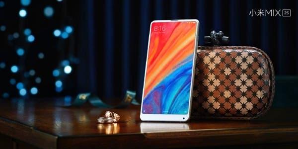 Xiaomi mi MIX 2s camera update