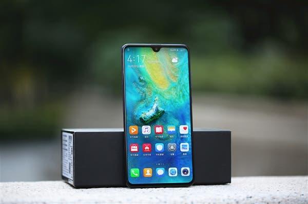 Chinese smartphone market november