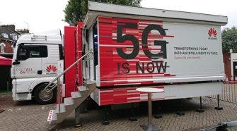 Huawei's 5G UK
