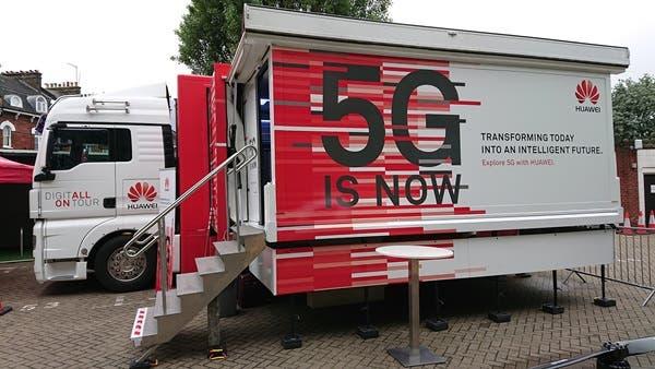 Huawei 5G UK