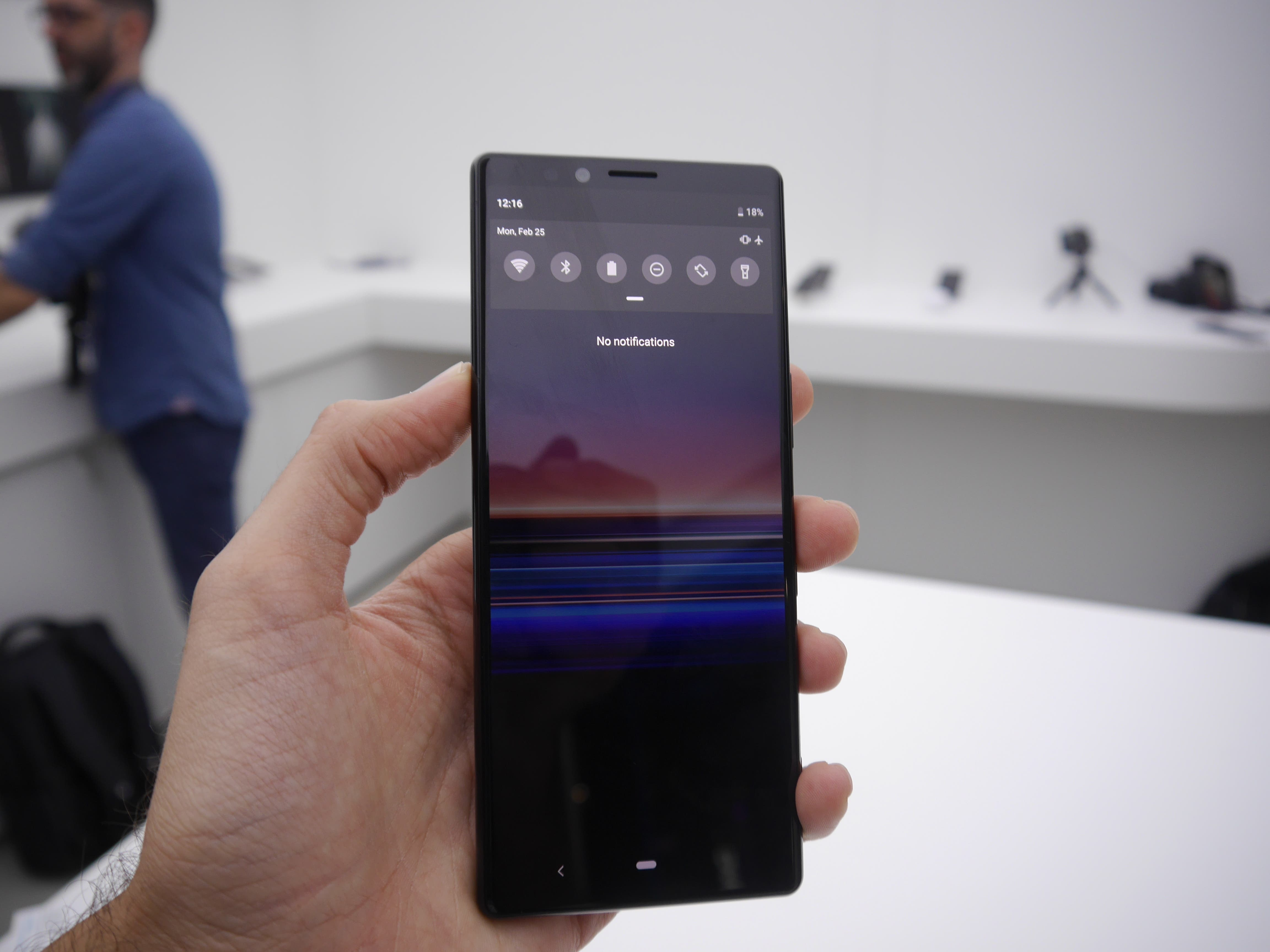 Sony Xperia 1 hands-on