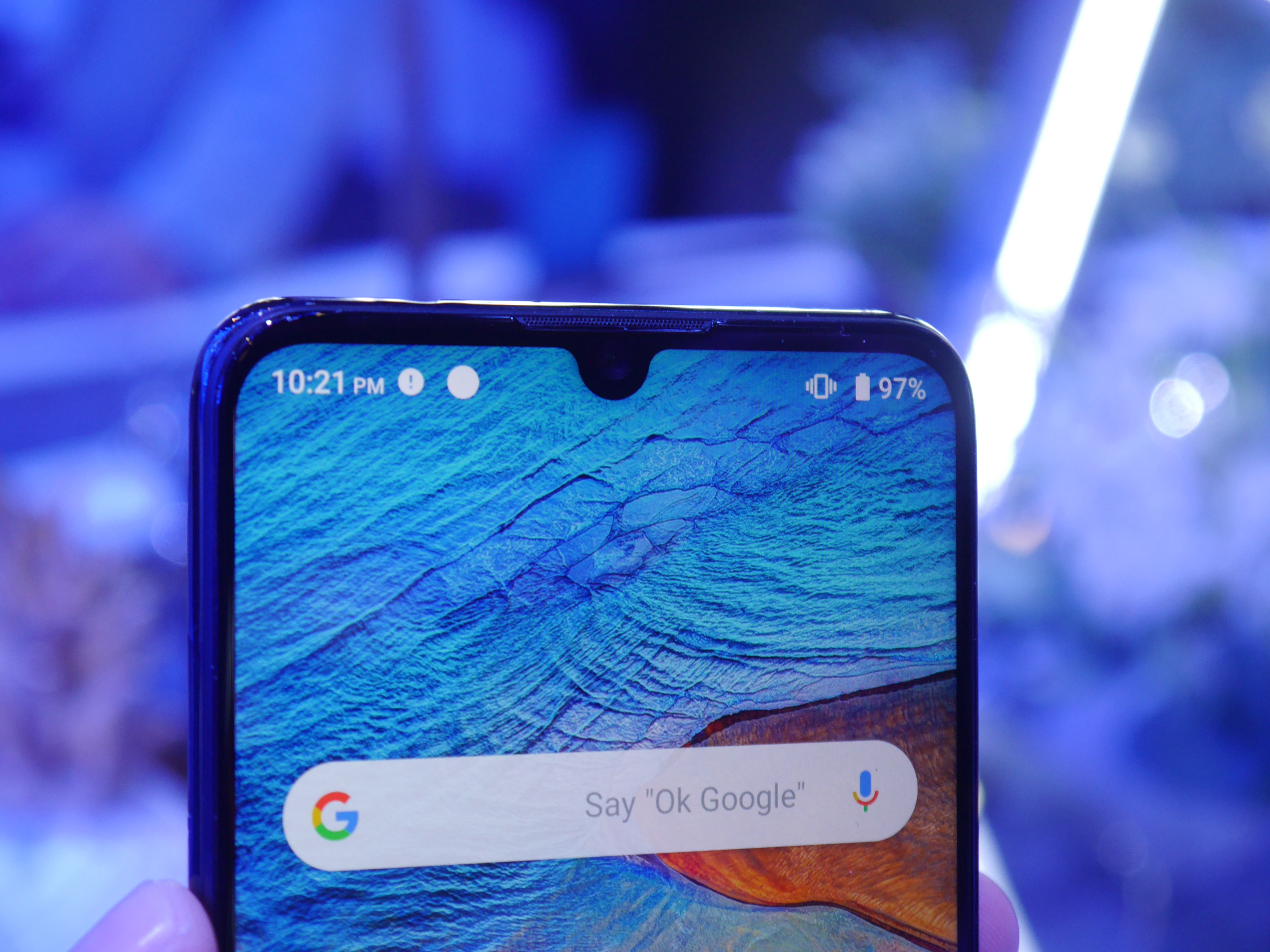 ZTE Blade V10 Hands-On from MWC 2019
