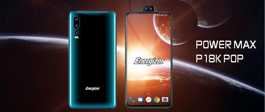 Energizer P18K Pop