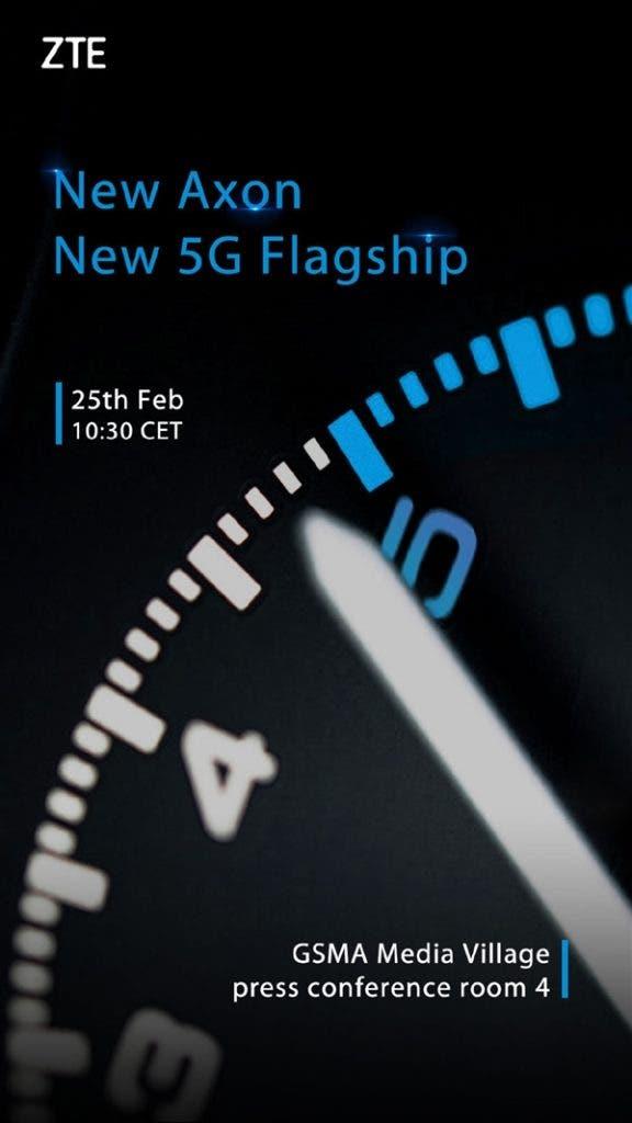 zte 5g phone announcement