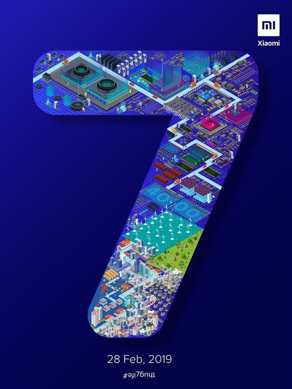 Redmi Note 7 Pro poster