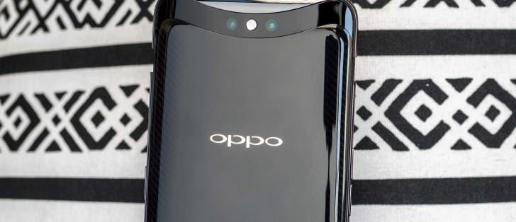 OPPO UK DxOMark