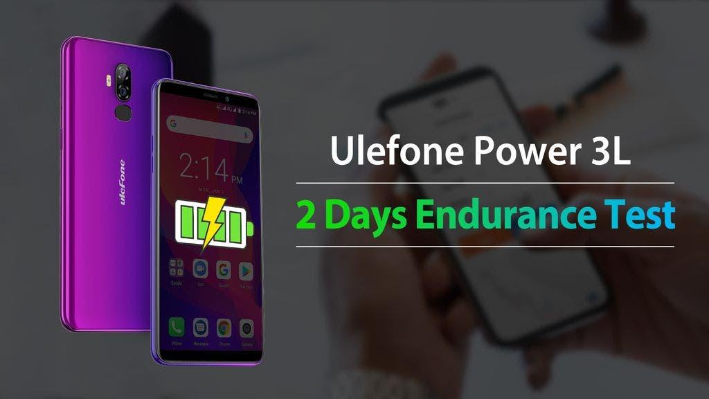 Ulefone Power 3L