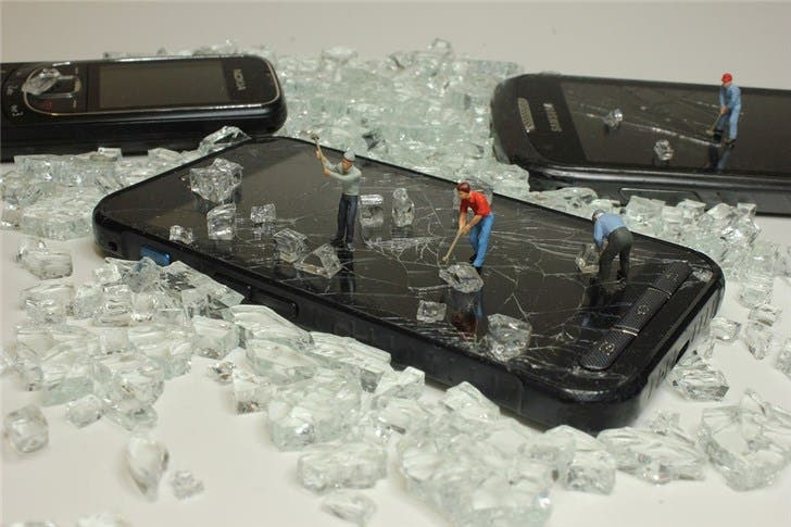 smartphones recycling rate