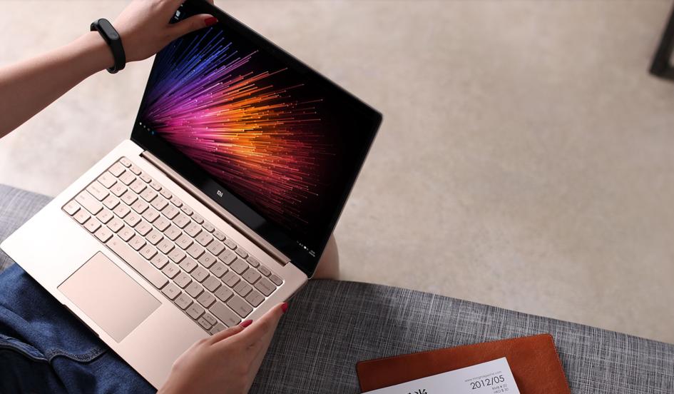 new Xiaomi Notebook Air