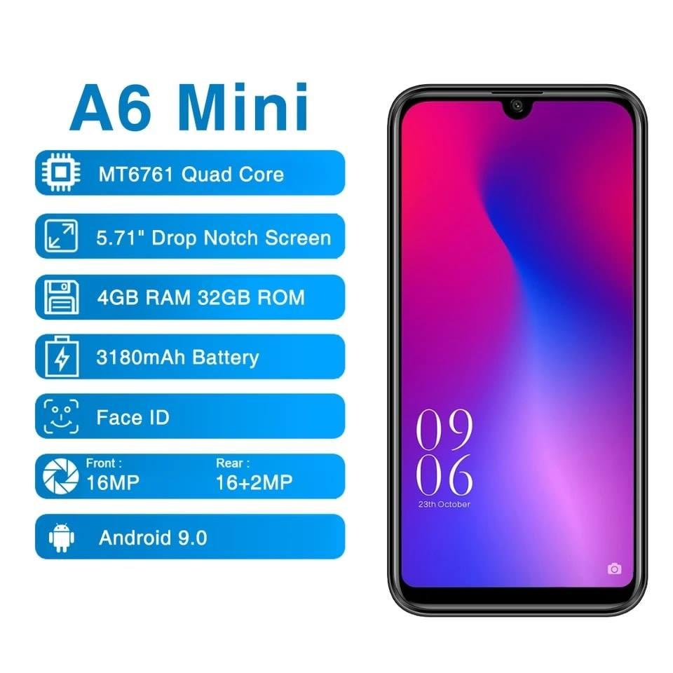 A6 Mini