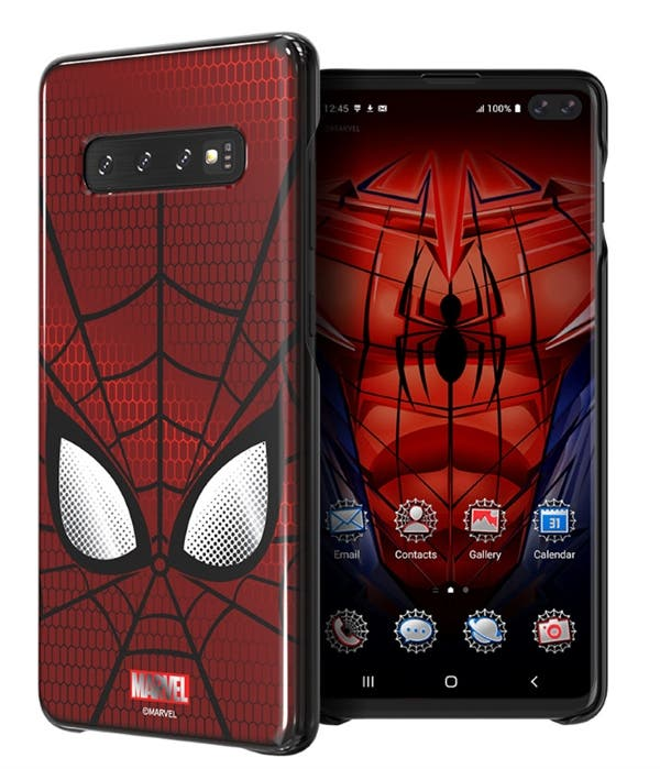Samsung Galaxy S10 series Marvel protective case