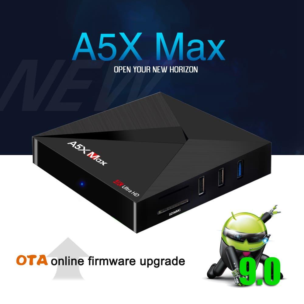 A5X Max