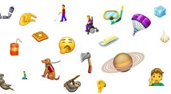 Emoji 12.0