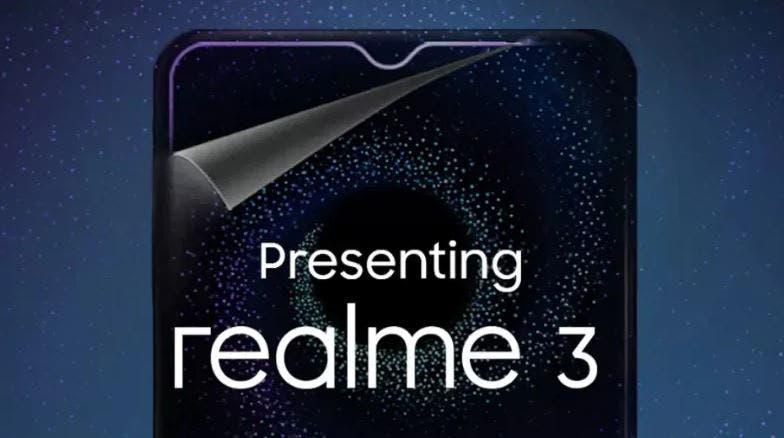 realme 3