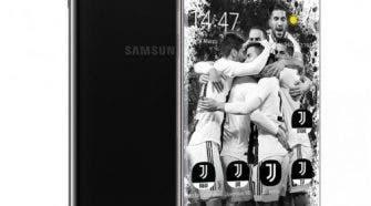 Samsung Galaxy S10 Juventus Special Edition smartphone