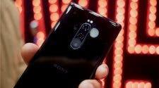 Sony smartphone camera