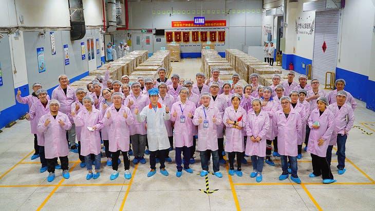 Xiaomi Mi 9 Production