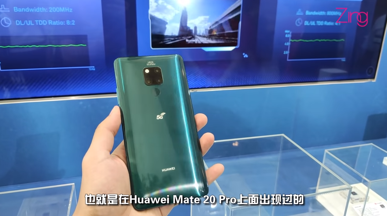 Huawei Mate 20 X 5G version