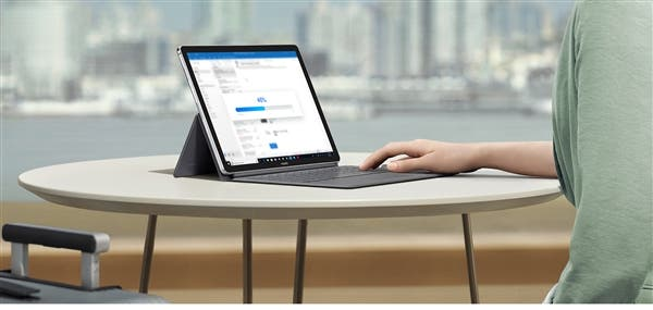 Huawei MateBook With Microsoft Windows