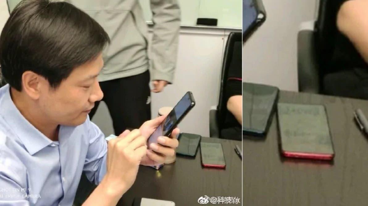 Xiaomi Redmi smartphone