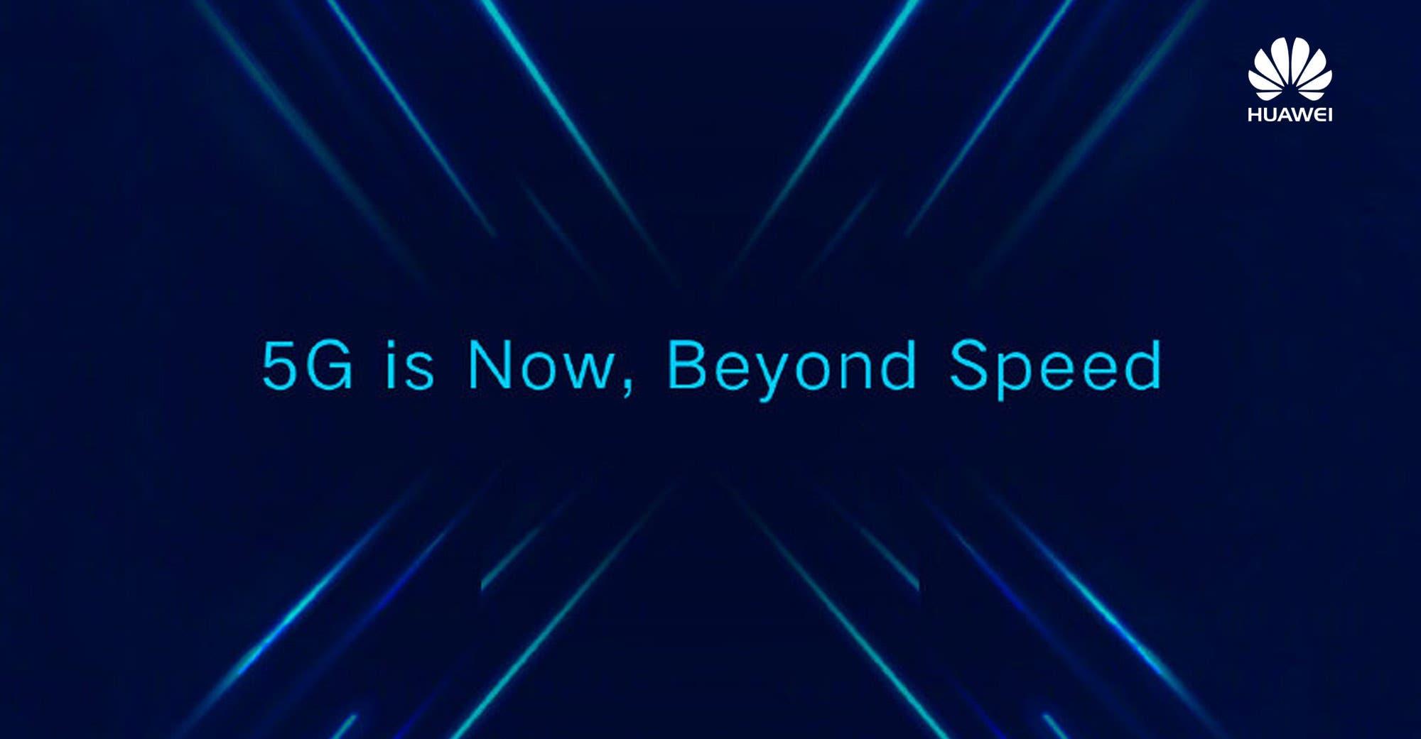 Huawei 5G modem