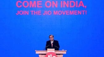 jio sets world record