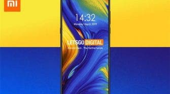 Xiaomi full-screen