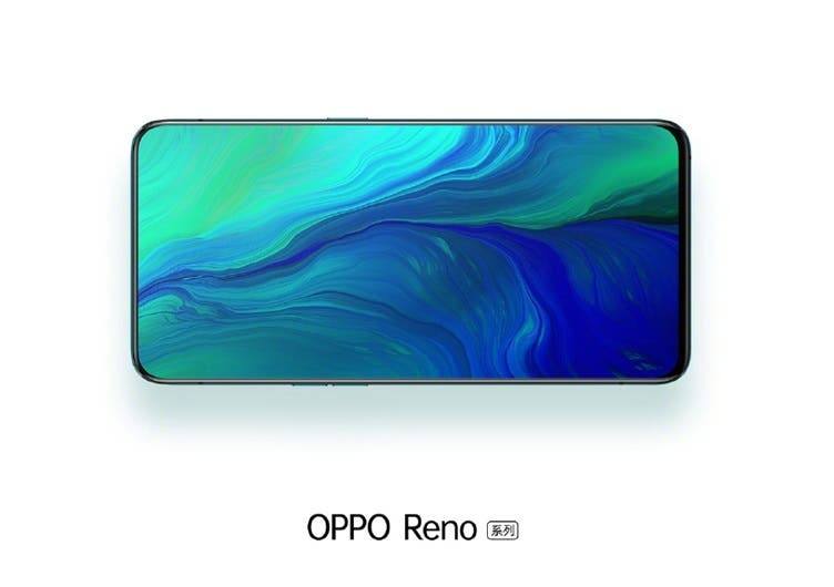 OPPO Reno Officially Teased