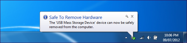 safely remove usb drive