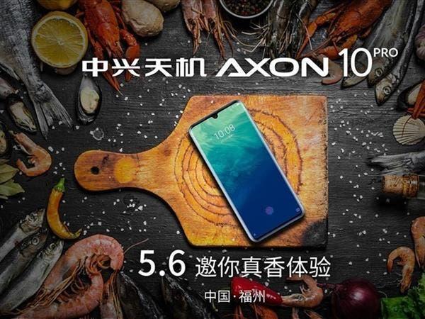 ZTE Axon 10 Pro 5G Version