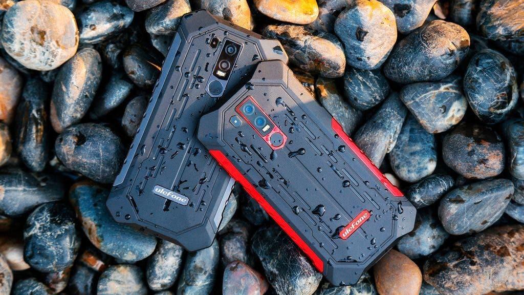 Ulefone Armor 6E VS iPhone XS: Positioning Performance Comparison
