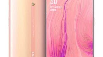OPPO Reno 10x zoom version pink