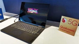 Lenovo 5G notebook