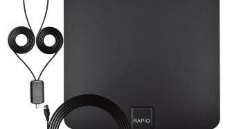 RAPIO digital indoor HDTV antenna