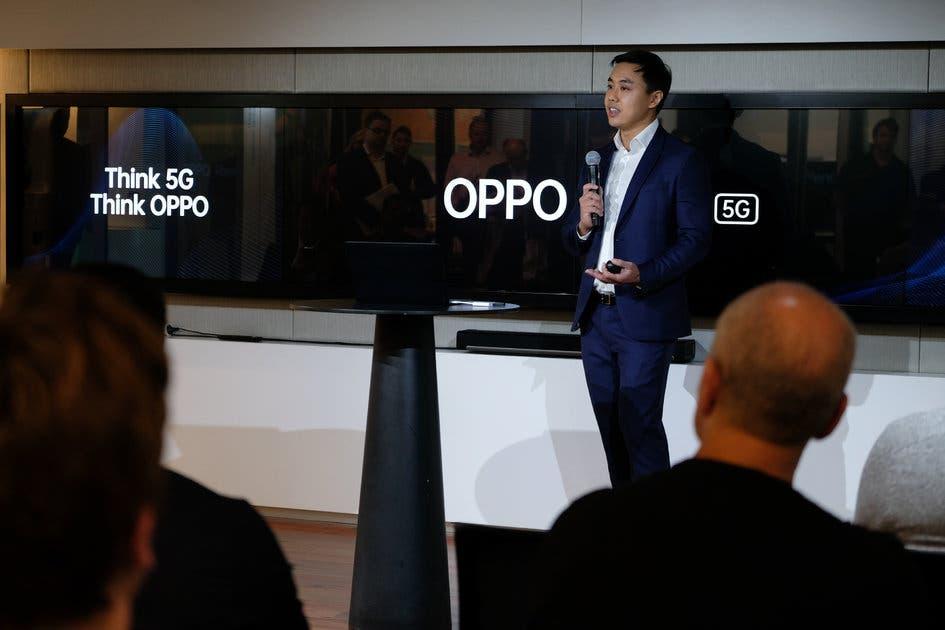 OPPO Reno 5G Australia