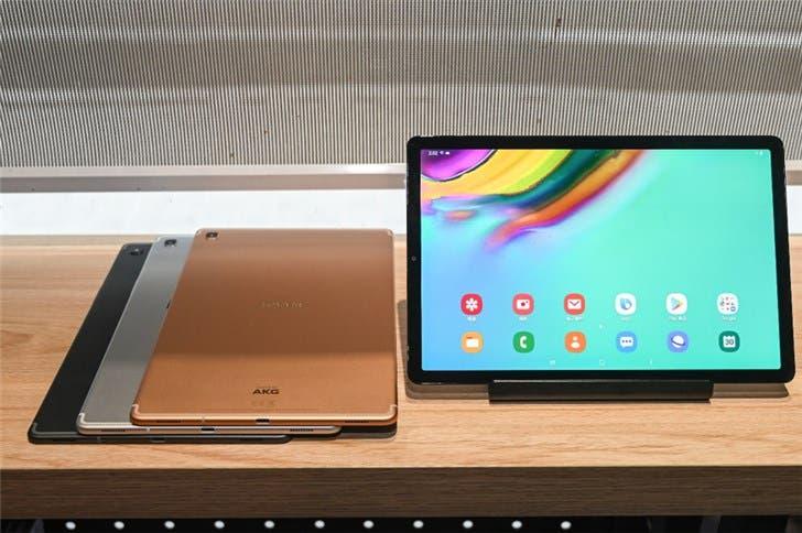 Samsung Galaxy Tab S5e & Galaxy Tab A