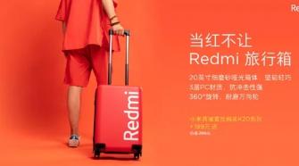 Redmi 20-inch Suitcase