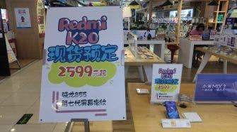 Redmi K20 poster