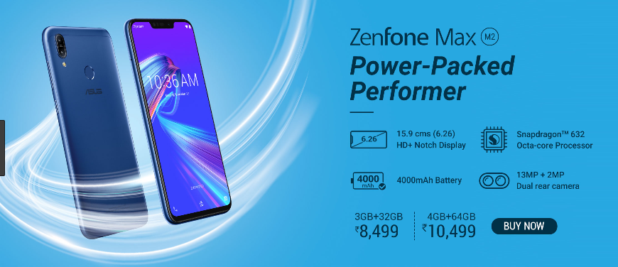 ZenFone Max (M2)