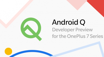 Oneplus 7 Android Q Beta