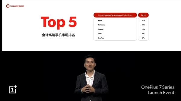 OnePlus Top 5