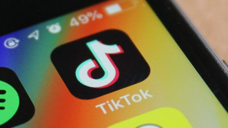 iOS 14 catches tiktok