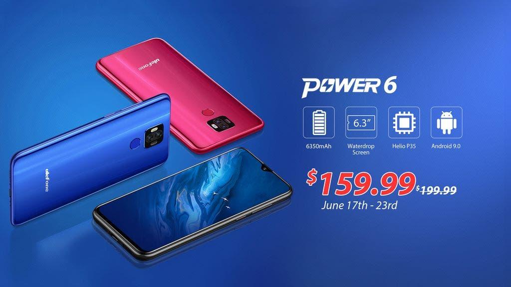 Ulefone Power 6