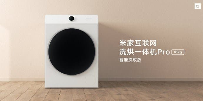 Mijia Internet Washing and Drying Machine Pro
